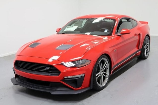 2019 Ford Mustang GT ROUSH STAGE 3 SUPERCHARGED