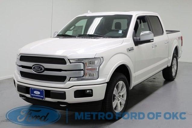 Cash Cars Kc >> 2020 Ford F-150 Platinum in Oklahoma City, OK | Stock# FL0296 | Metro Ford of OKC
